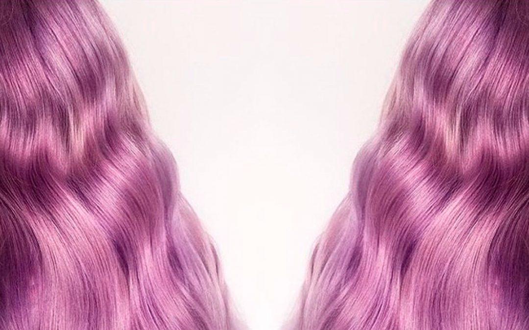 Pastel + Unicorn Haircolour