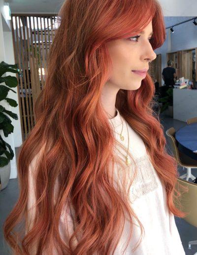 Red Hair Colour Ideas