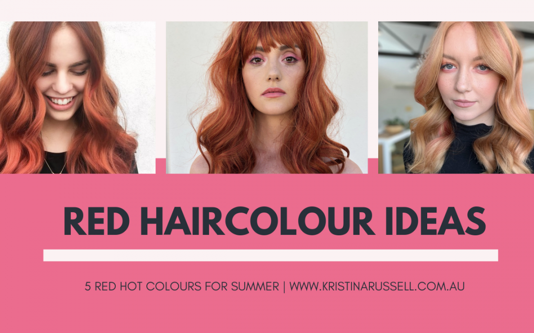 Red Hair Colour Ideas
