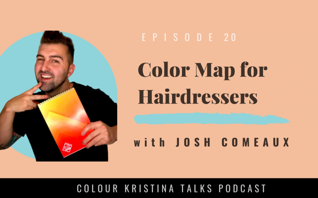 Color Map for Hairdressers, with Josh Comeaux