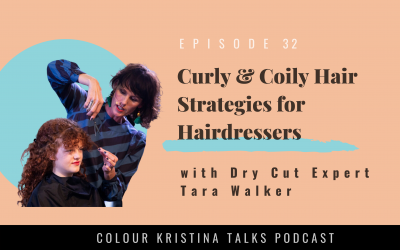 Curly + Coily Hair Strategies with Dry Cut Expert Tara Walker