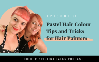 Pastel Hair Colour Tips and Tricks for Hair Painters