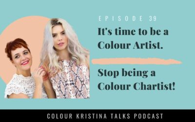 It's time to be a Colour Artist. Stop being a Colour Chartist!