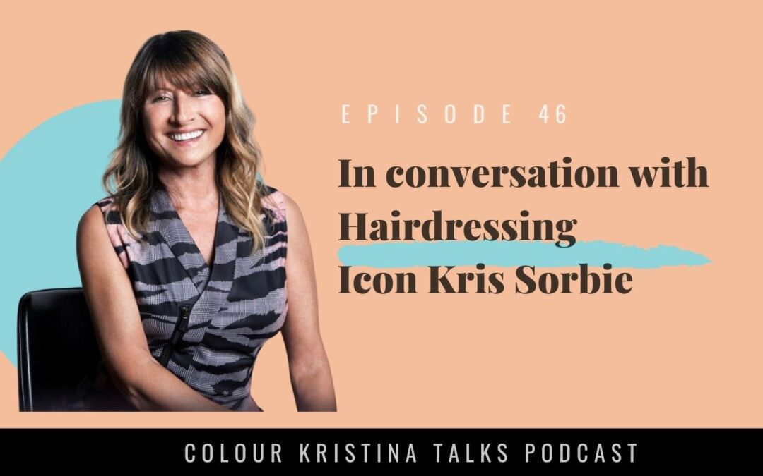 In Conversation with Hairdressing Icon Kris Sorbie
